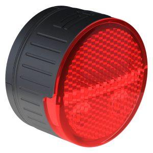 ALL-ROUND LED raudonas žibintas - blykstė